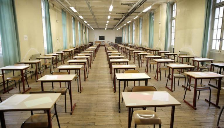 En raison de la crise sanitaire, cette année, les lycéens ne passeront pas la célèbre semaine d'épreuves écrites de juin.