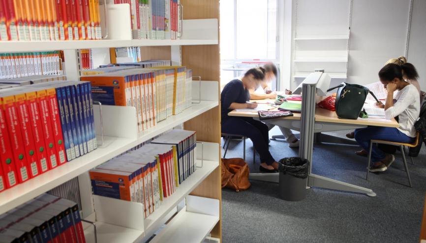 Le projet de réforme prévoit une sélection à l'entrée du M1 et un droit à la poursuite d'études des étudiants. //©JPGPhotos / UT1 Capitole