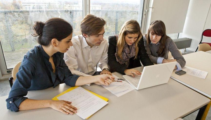 Le master 2 droit des affaires à l'université Paris-Dauphine demeure une référence dans le domaine. //©Université Paris-Dauphine