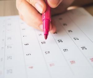 Voici les dates à connaître pour cette année.