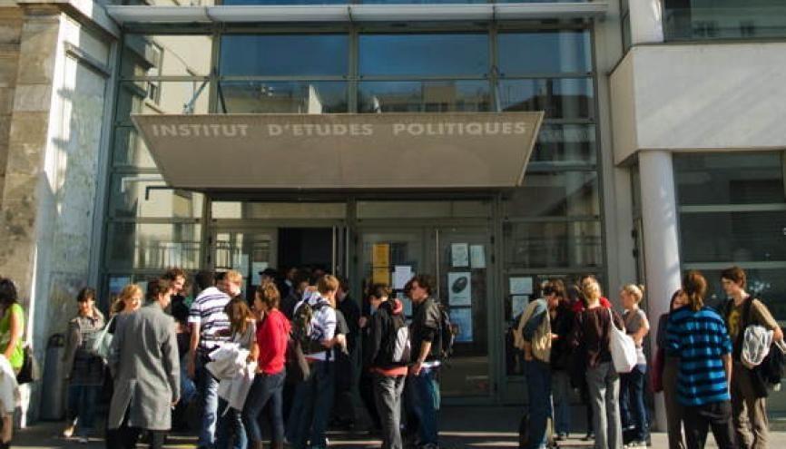 Sciences po Lyon offre plus de 150 destinations en échange universitaire. //©Alexis Chézière/ SCIENCES PO LYON