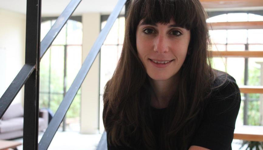 Soazig Barthélémy, une Bretonne de 27 ans, aide les femmes à réaliser leurs potentiels. //©Photo fournie par le témoin