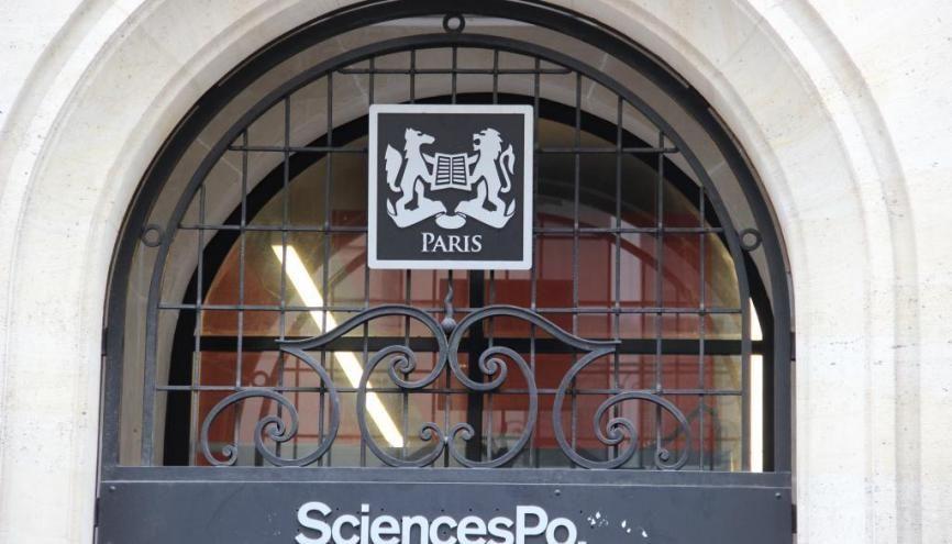 S'il intègre Parcoursup, Sciences po Paris conserve son propre calendrier. //©Camille Stromboni
