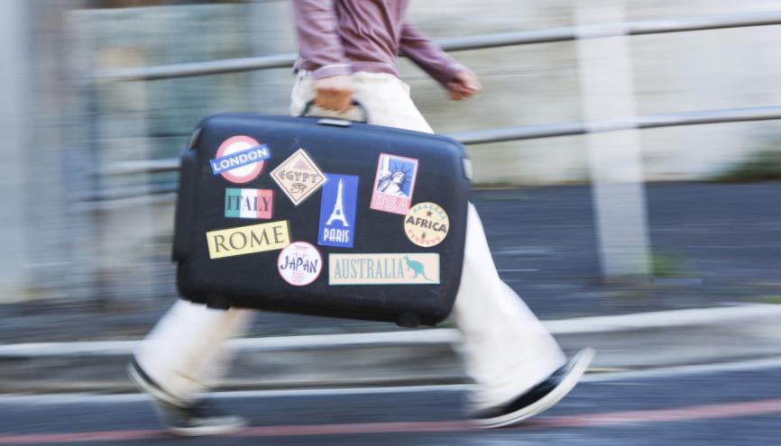 Partir en Erasmus+ se prépare, découvrez tous nos conseils. //©Getty Images/Stockdisc