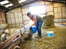 Le métier d'agricultrice //©Marie-Pierre Dieterlé pour l'Etudiant