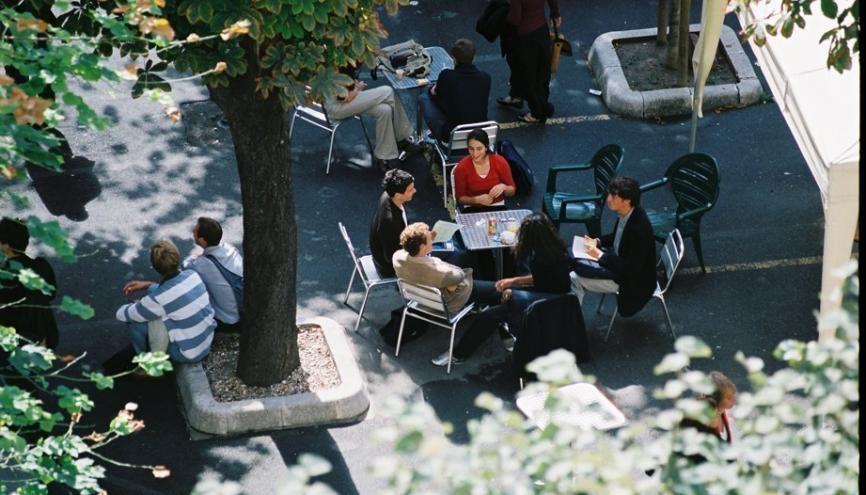 L'ESCP Europe accueille plus de 80 % de titulaires de mention très bien au bac. //©ESCP Europe
