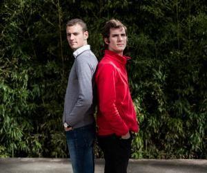 Julien Salinas, 30 ans, et Jérémy Ruet, 32 ans.