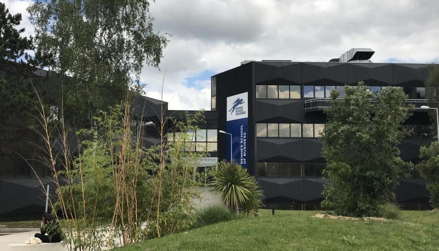 Pendant la période des oraux d'admissibilité, Rennes School of Business organise des activités pour les candidats. //©Clément Rocher