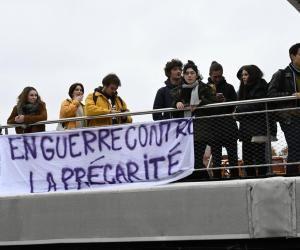 Les associations étudiantes restent mobilisées pour dénoncer la précarité.