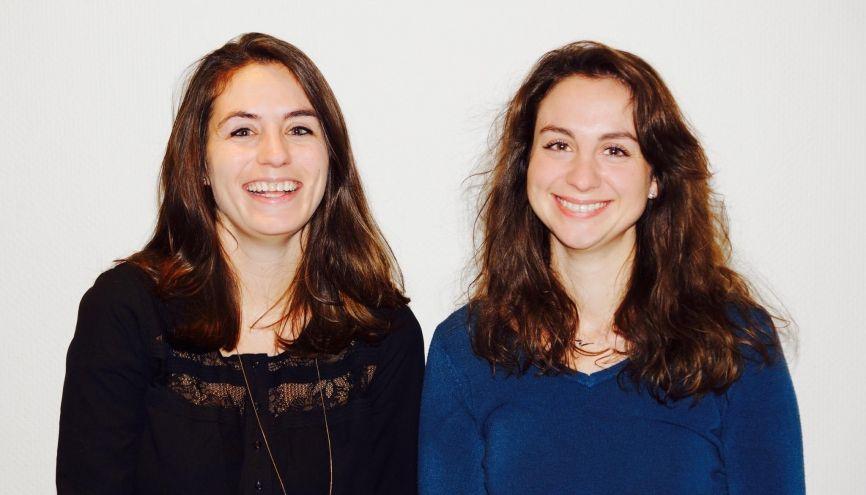 Activ'action, l'association de Pauline (à gauche) et Émilie (à droite), a permis à près de 600 personnes de trouver un emploi ou une formation qualifiante. //©Photo fournie par les témoins