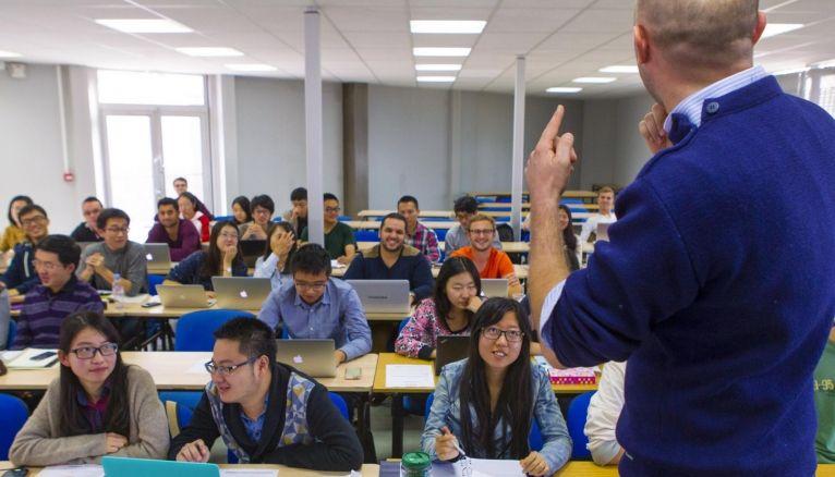 Bain multiculturel garanti au sein des MSc. Ici, l'école de commerce et de management Kedge Business School accueille de nombreux étudiants venus d'Asie.