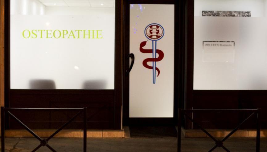 31 écoles d'ostéopathie sont désormais agréées par le ministère de la Santé. //©REA