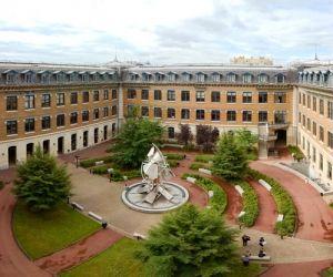 Le site de la Manufacture des tabacs de l'université Lyon 3.