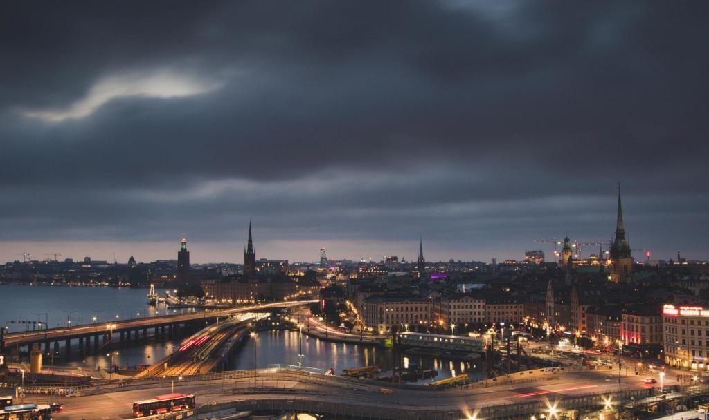 Youness a profité de son séjour à Stockholm pour réaliser quelques (très beaux !) clichés de la ville. //©Photo fournie par le témoin