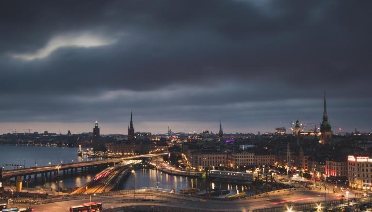Youness a profité de son séjour à Stockholm pour réaliser quelques (très beaux !) clichés de la ville.