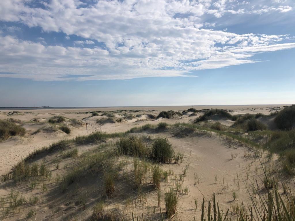Juliette a visité l'île Texel, au nord des Pays-Bas. //©Photo fourni par le témoin