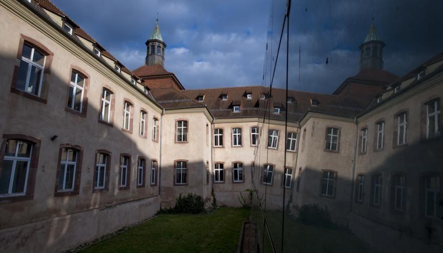 Créée après la Seconde Guerre mondiale, l'ENA a été délocalisée à Strasbourg en 2005. Elle a formé, jusqu'à présent, près de 7.000 hauts fonctionnaires. //©Cyril Entzmann/Divergence pour l'Etudiant