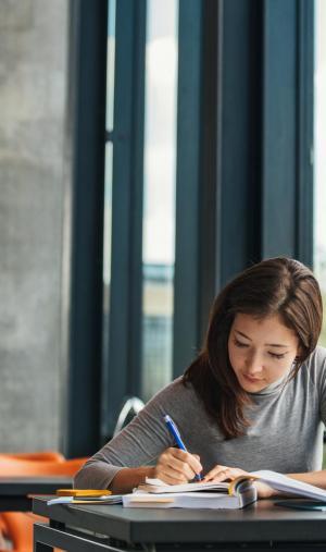 Rigueur et concentration sont demandés lors des révisions.