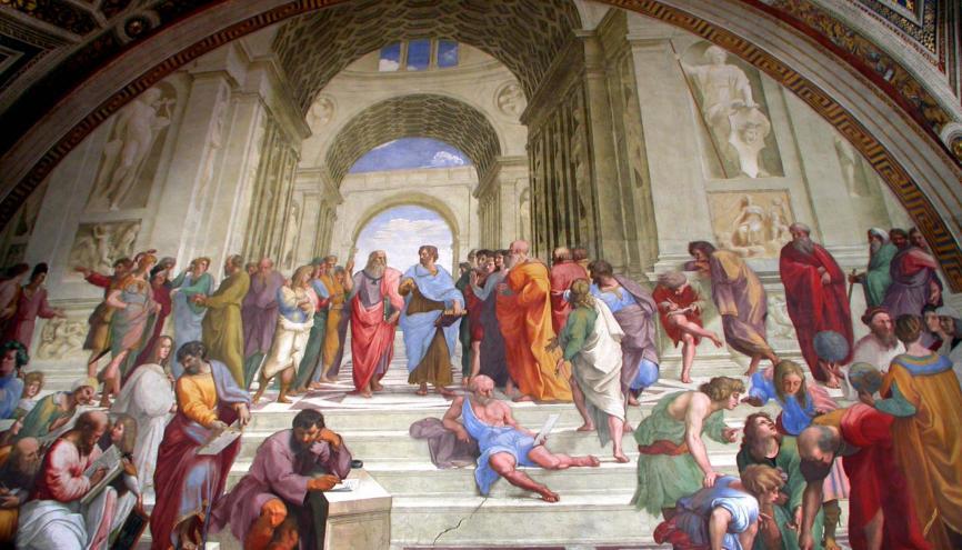 Le sujet de grec ancien au bac L. //©RDA