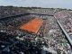 Court Philippe Chatrier, stade Roland-Garros. //©Christophe Saïdi - FFT