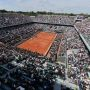 Court Philippe Chatrier - stade Roland - Garros //© Christophe Saïdi - FFT