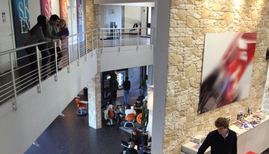 Le BBA in Global Management de Skema Business School est dispensé sur son campus de Sophia-Antipolis. //©Skema Sophia Antipolis