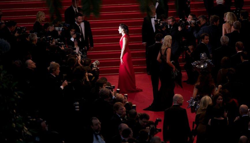 Quatre des films sélectionnés au festival de Cannes cette année affichent à leur générique le nom d'anciens élèves de l'école Louis-Lumière. //©Guillaume Thierry/Festival de Cannes