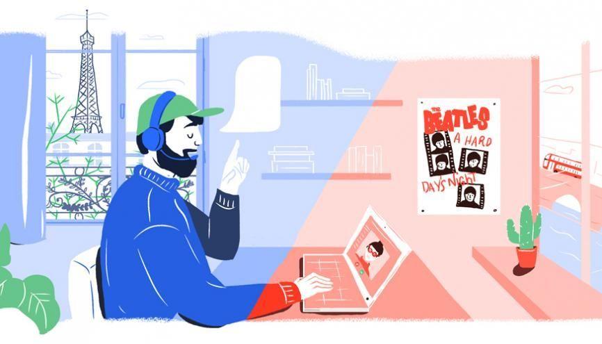 Applis, jeux, MOOC... quel outil vous conviendra le mieux ? //©Aurore Carric pour l'Etudiant