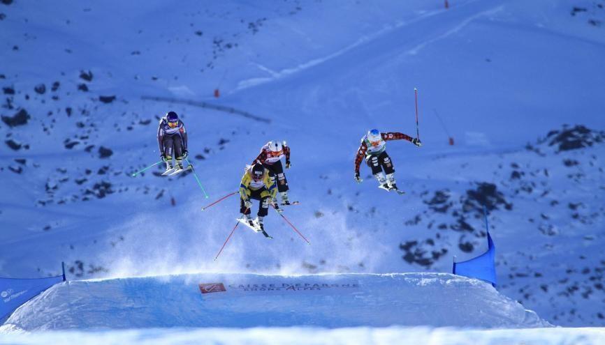 40 des 108 athlètes français sélectionnés pour les JO d'hiver 2018 sont des étudiants. //©Thierry Gau