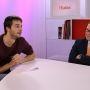 Débat sur la sélection à l'université - William Martinet (Unef) face à Gilles Roussel (CPU) - octobre 2014