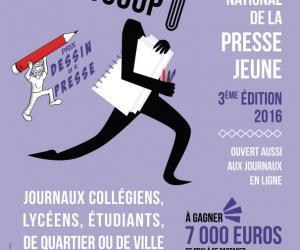Kaleidoscoop, concours national presse jeune