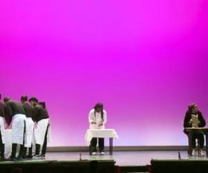 ApprentiScènes : une compétition théâtrale réservée à des jeunes Franciliens en apprentissage.