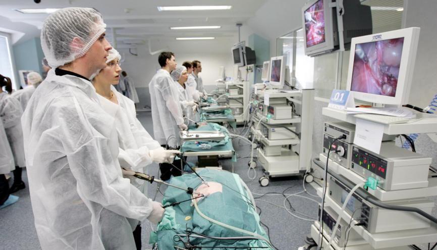 La procédure concerne 490 internes de médecine générale. //©Richard DAMORET/REA