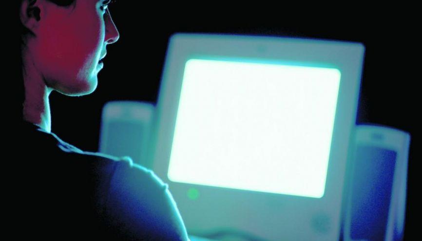 Les cours en ligne que dispense Facebook sur le journalisme sont surtout centrés sur... Facebook. //©Ryan McVay - Modern Technologies/ISC images