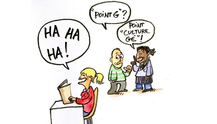 En lisant, en regardant la télé, en surfant sur Internet, ne manquez aucune occasion de vous cultiver. //©Jul pour l'Etudiant