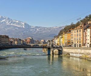 Grenoble est l'une des villes françaises les plus prisées des étudiants.