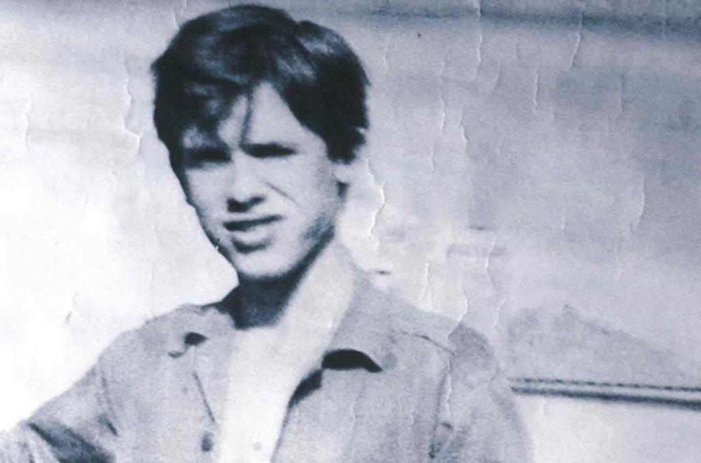 En 1972, il a un peu plus de 20 ans. Il part déjà en auto-stop sur la route des Indes. //©Photo fournie par le témoin