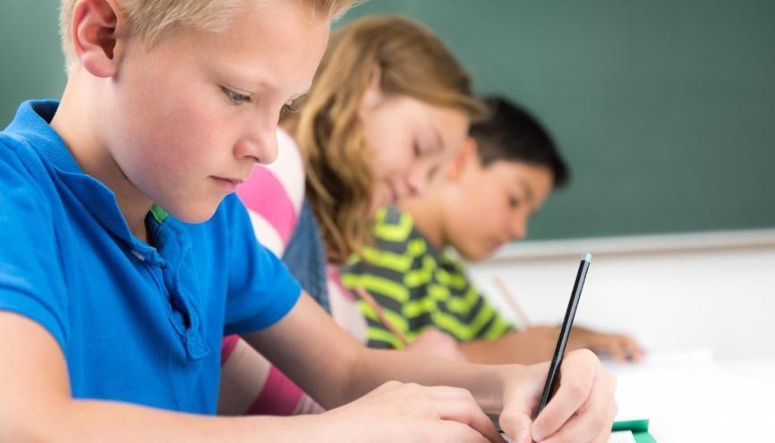 Les maths pour les garçons, le français pour les filles : les différences sont présentes dès la 6e ! //©Adobe Stock/Pictworks