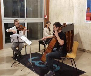 Les étudiants musiciens de l'université de Clermont-Auvergne allie leurs études et leur parcours professionnel.