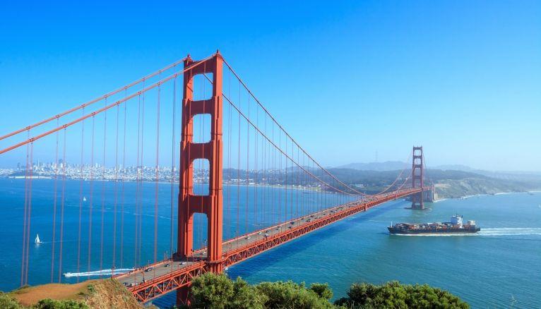 Le pont de San Franciso