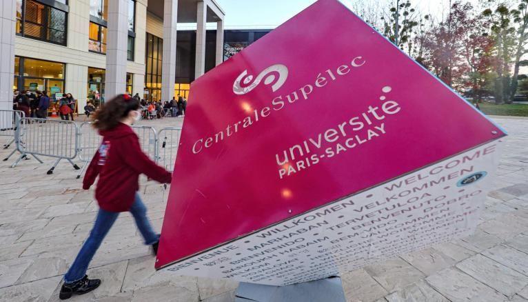 CentraleSupélec est le premier établissement français classé dans le palmarès THE des universités pour l'employabilité des diplômés.