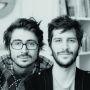 Romain Rachlin et Maxime Tétard, fondateurs des Graphiquants