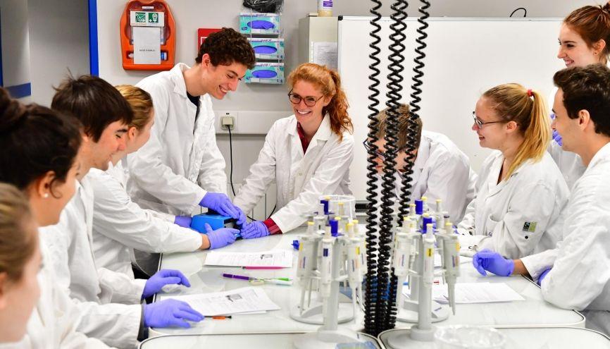 L'École de Biologie Industrielle propose un MS en management de la qualité, risques et validation process. //©Philippe ESCALIER/ EBI