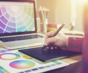 Les diplômés en design numérique ne connaissent pas le chômage après leurs études.