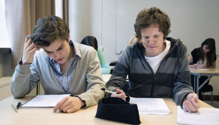 Au lycée, les élèves sont beaucoup plus autonomes qu'au collège.