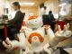 """""""Laboratoire de recherche AM-Lab d'Aldebaran Robotics a Nantes. Equipe travaillant sur l'ameliroration de la main du robot Nao."""" //©Jean Claude MOSCHETTI/REA"""