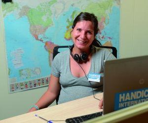 La première mission dans l'humanitaire n'est jamais facile à décrocher, reconnaît Bérengère.