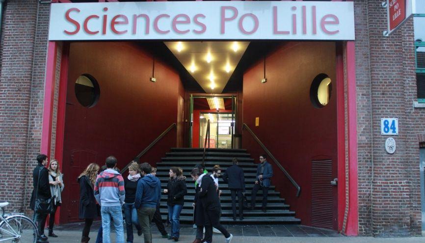 Sciences po Lille //©Delphine Dauvergne