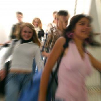 Collège Escalier //©Phovoir