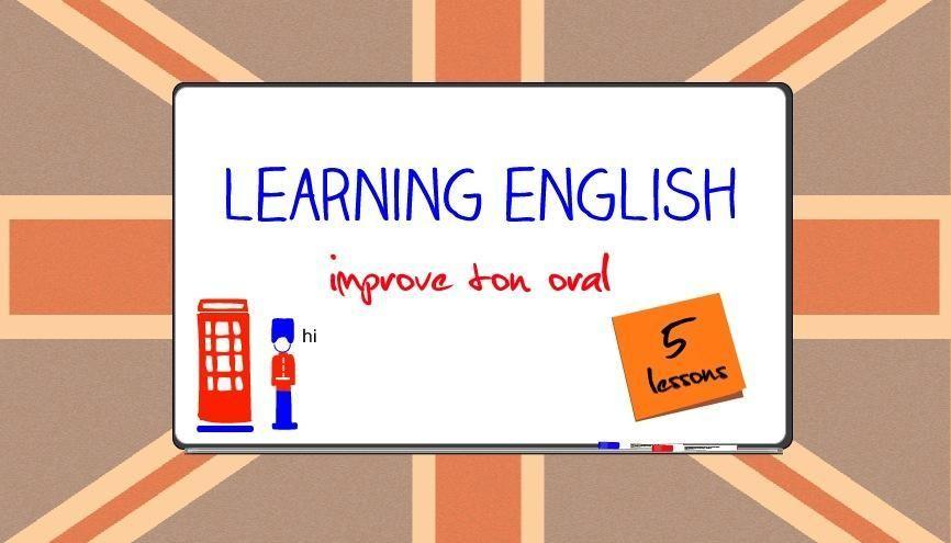 L'anglais facile : 5 cours pour progresser à l'oral //©Juliette Lajoie